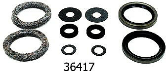 36421mu FRONT FORK OIL SEAL KIT FX 1976/1983 & Sportster