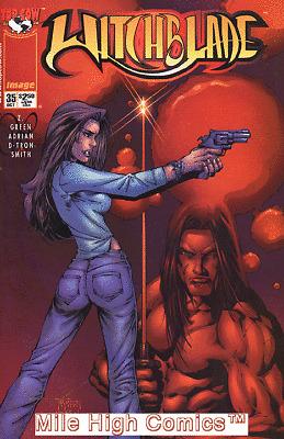 WITCHBLADE (1995 Series) (#1-185. #500) (IMAGE) #35 Near Mint Comics Book | eBay