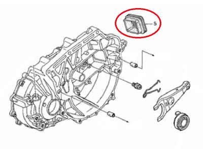 OEM Honda K-Series J-Series Manual Transmission Clutch