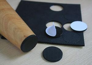 chair leg floor protector balt posture perfect self adhesive glide felt protect pad ...