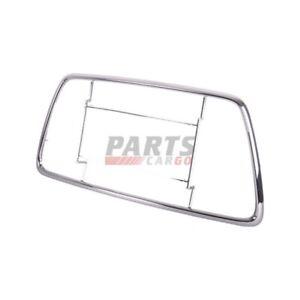 Grille Frame Fits 2009-2015 Mitsubishi Lancer MI1044102