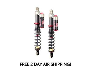 Elka Stage 3 Front Shocks Suspension Pair Polaris IQ 600