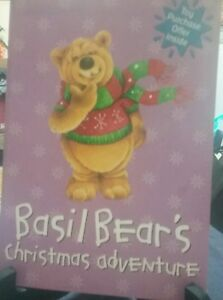 details about basil bear