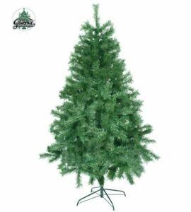 I nostri alberi di natale sono realizzati con tecnologia real touch o pvc che garantiscono un'ottima resistenza nel tempo. Albero Di Natale Finto Andino 210cm Con Base 872 Rami Folto Ignifugo Da Interno Ebay