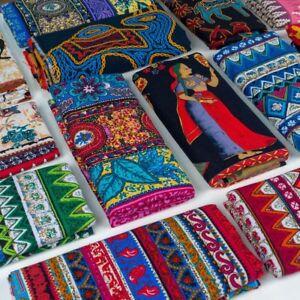 details sur ethnique boho tissu vintage rideaux de tapisserie d ameublement sofa