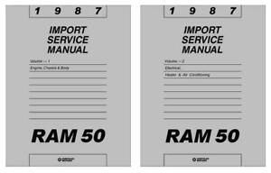 Bishko OEM Repair Maintenance Shop Manual Bound for Dodge