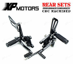 For Suzuki GSX-R1000 K1 K2 K3 K4 2001-2004 Adjustable