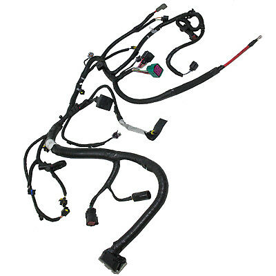 OEM NEW 05-07 Ford Super Duty Excursion Engine Wiring