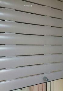 Tapparelle grandi e pesanti da sollevare; Tapparelle Avvolgibile Alluminio Coibentato Foro Largo Con Poliuretano Su Misura Ebay