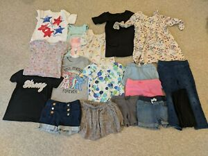 Girls size 3T clothes lot of 17 Pcs.~Summer / Fall~ Cat ...