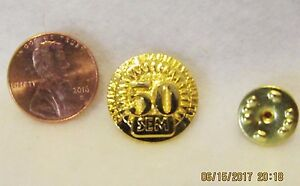 50 SEM Lapel Hat Pin Pinback Search Engine Marketing