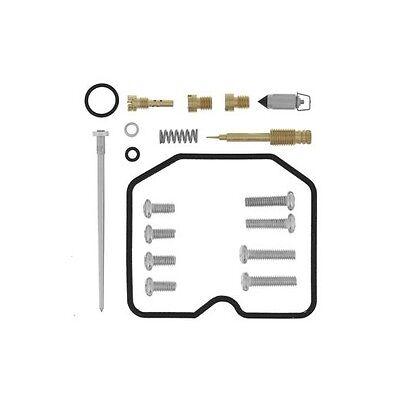 QuadBoss Carburetor Carb Rebuild Kit for Suzuki 02-07 LTA