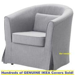 Arm Chair Covers Ebay Jelly Lounge Ikea Ektorp Tullsta Armchair Cover Slipcover Nordvalla Medium Image Is Loading