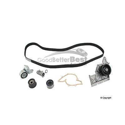 New ContiTech Engine Timing Belt Kit with Water Pump TB327