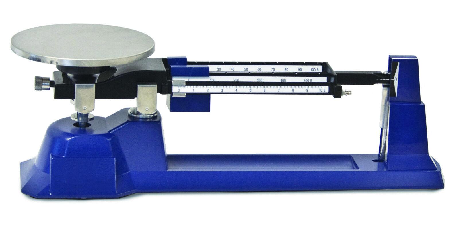Walter Products B 300 W O Triple Beam Balance With Tare