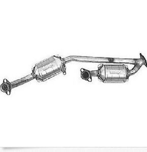 Catalytic Converter CATCO 4703 fits 98-00 Ford Windstar 3