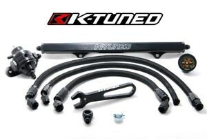 K-TUNED 6AN OEM Fuel System Integra DC2 Civic EG EK w/ K20