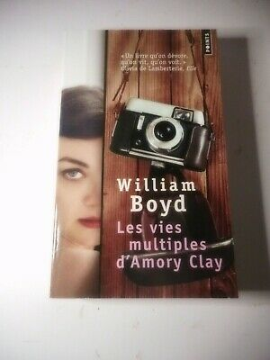 Les Vies Multiples D'amory Clay : multiples, d'amory, Livre, Roman, William, Multiples, D'Amory