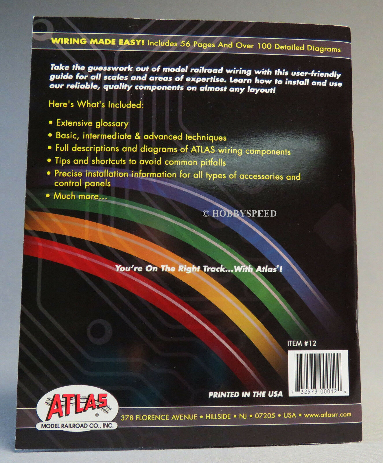 hight resolution of atlas the complete wiring book all scales train o ho n  g gauge lionel