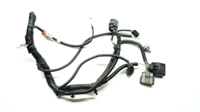 2015 Ford Escape Front Left Headlight Wire Harness