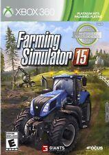 Farming Simulator 15 Map Legend : farming, simulator, legend, Farming, Simulator, Platinum, (Microsoft, 2017), Online