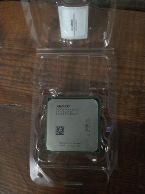 AMD FX-9590 Black Edition - 4.70 GHz Octa-Core (FD9590FHHKBOF) Processor for sale online | eBay