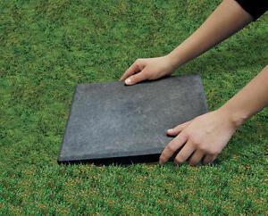 "12"" x stomp stone landscaping"