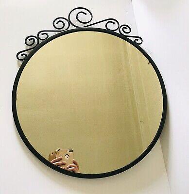 Ikea Ekne Miroir Mural Salle De Bain Couloir Chambre A Coucher Mur Noir Large Miroir Ebay