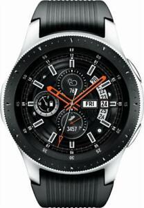 Samsung Galaxy Watch (46mm) SM-R805 GPS + LTE Smartwatch - Silver