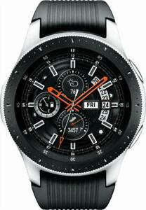 Samsung Galaxy Watch (46mm) SM-R805 GPS + LTE Smartwatch - Silver