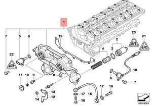 Genuine BMW E38 E39 E46 E53 E60 M52 M54 Double Dual VANOS