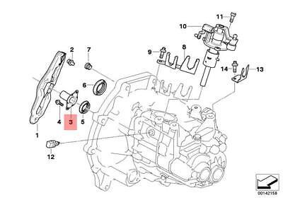 Genuine Gearbox Guide Bush MINI Cooper Jcw One R50 R52 R55