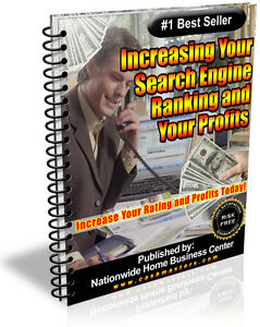 INCREASING YOUR SEARCH ENGINE RANKING AND YOUR PROFITS PDF EBOOK