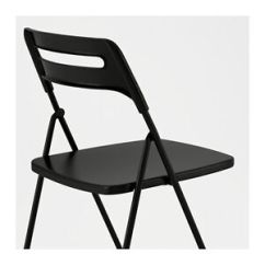 Ikea Folding Chair Bumbo Cover New Nisse Available In 2 Colours Ebay Image Is Loading