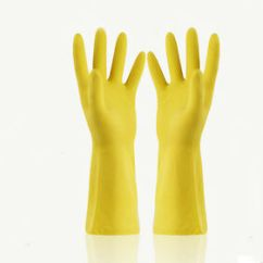 Kitchen Gloves Ninja Ultima System Women S Rubber Glove Household Long Dish Washing Image Is Loading 039