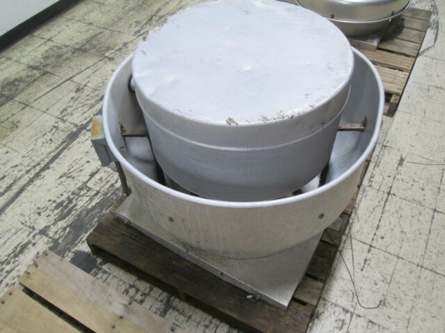 greenheck cube 140 5 rooftop exhaust fan with 26 base