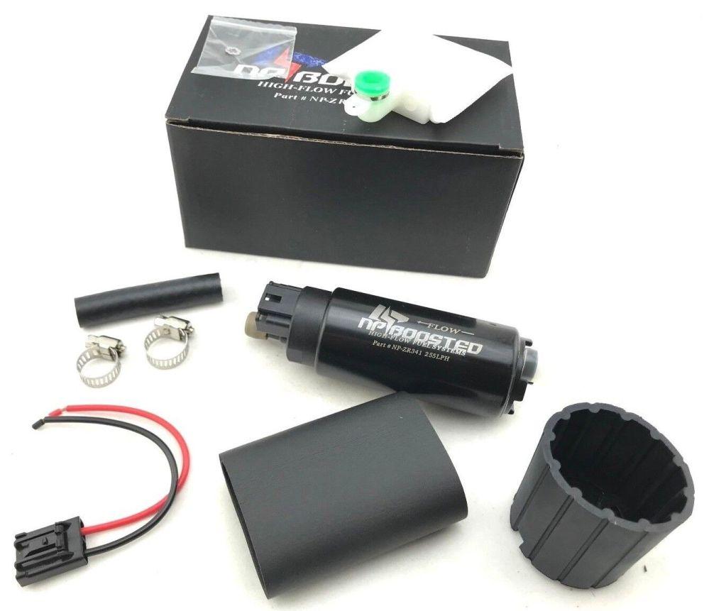 medium resolution of details about hi flow 255lph fuel pump 180sx 240sx sr20det s13 s14 s15 w install kit 400 766