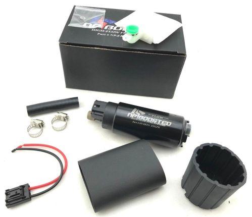 small resolution of details about hi flow 255lph fuel pump 180sx 240sx sr20det s13 s14 s15 w install kit 400 766