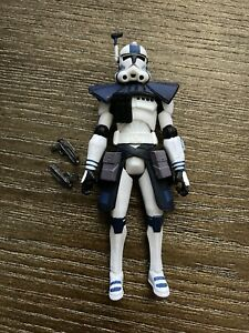 Star Wars The Clone Wars Arc Trooper Havoc Figure - Arc Trooper Battle Pack   eBay