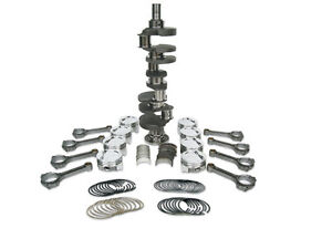 FORD 351 CLEVELAND 408CI PERFORMANCE STROKER KIT W/ DISHED