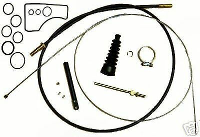 Lower Shift Cable Kit for Mercruiser Bravo Replaces