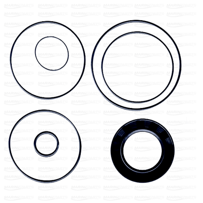 U-Joint Seal Kit Volvo Penta 270 275 280 285 290 SP DP DPX