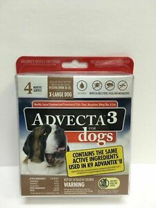 Advecta 3 for dogs side effects