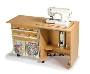 SEWING MACHINE COMPACT CABINET HORN CUB PLUS 1010  NEW