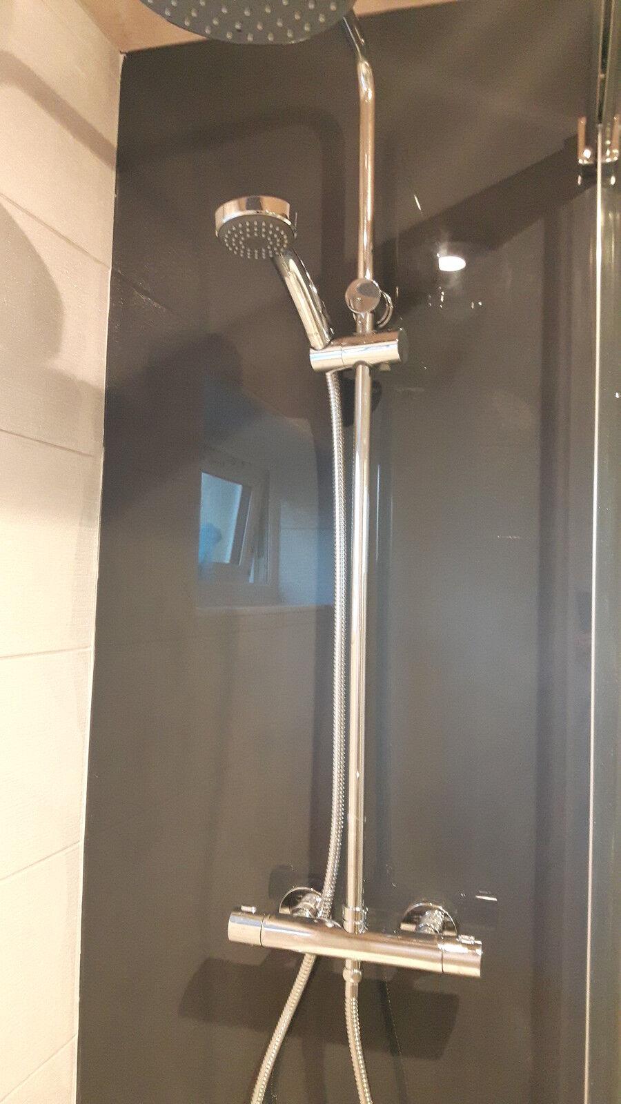 Bathroom Splash Back Shower Wall Decorative Acrylic
