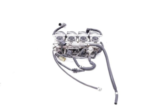 2007 YAMAHA YZF 600 R6S R6 THROTTLE BODIES FUEL INJECTION