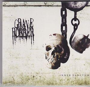 Grave Robber  Inner Sanctum (*newcd, 2009, Retroactive