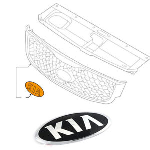 Genuine OEM Front Emblem 863533W500 for 2013-2016 KIA