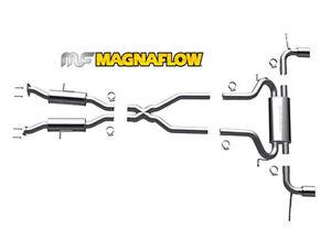 MAGNAFLOW 2011-2015 JEEP GRAND CHEROKEE GC 5.7L HEMI V8