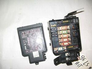 9497 Acura Integra OEM under hood fuse box with fuses